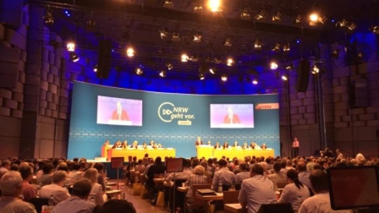 CDU Mittelrhein stark im Landesvorstand vertreten
