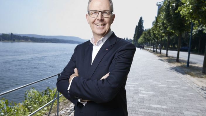 Axel Voss MdEP, Vorsitzender